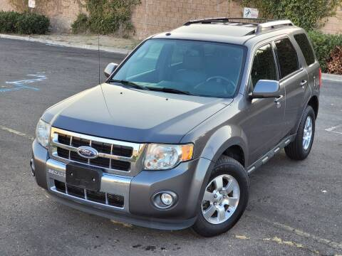 2011 Ford Escape for sale at Gold Coast Motors in Lemon Grove CA