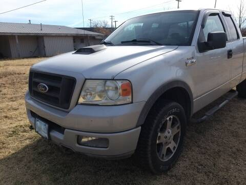 2004 Ford F-150 for sale at Empire Auto Remarketing in Shawnee OK