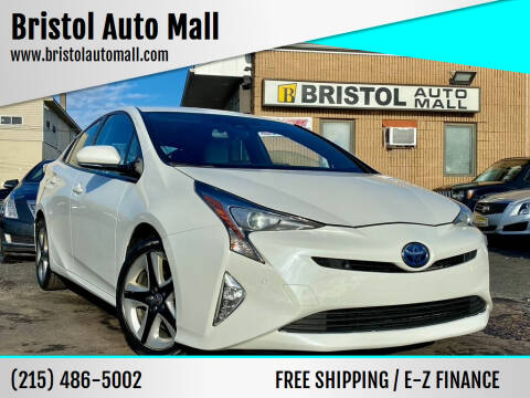 2017 Toyota Prius for sale at Bristol Auto Mall in Levittown PA