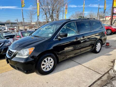 2010 Honda Odyssey for sale at JR Used Auto Sales in North Bergen NJ