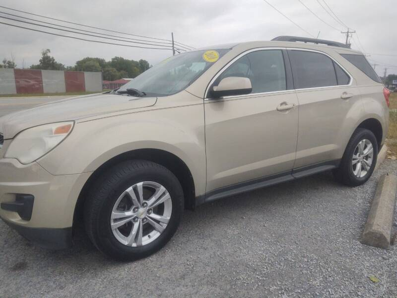 2010 Chevrolet Equinox for sale at Mr E's Auto Sales in Lima OH