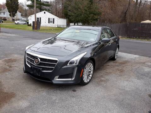 2014 Cadillac CTS for sale at GALANTE AUTO SALES LLC in Aston PA
