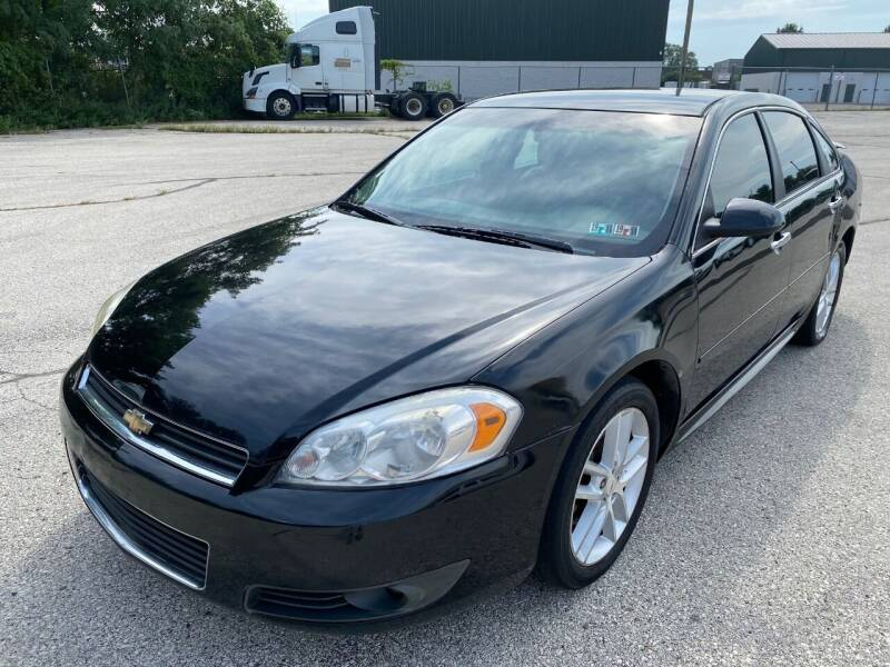 2011 Chevrolet Impala for sale at Professionals Auto Sales in Philadelphia PA