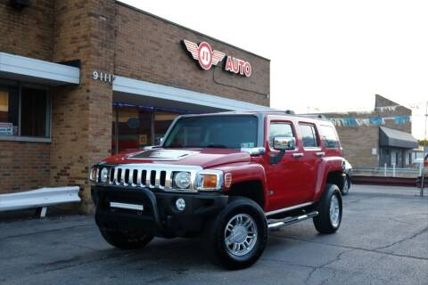 2007 HUMMER H3 for sale at JT AUTO in Parma OH