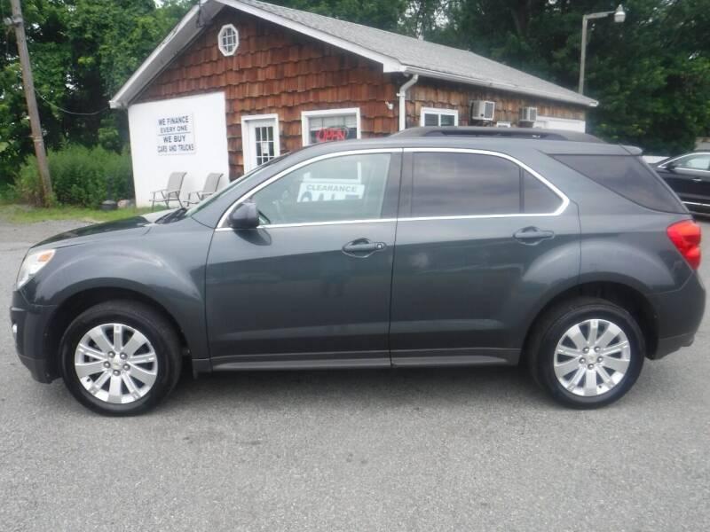 2011 Chevrolet Equinox for sale at Trade Zone Auto Sales in Hampton NJ