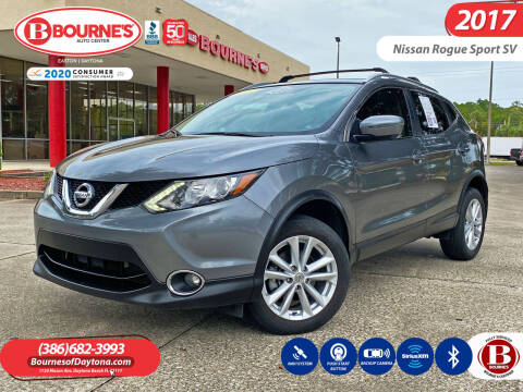 2017 Nissan Rogue Sport for sale at Bourne's Auto Center in Daytona Beach FL