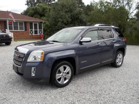 2014 GMC Terrain for sale at Carolina Auto Connection & Motorsports in Spartanburg SC