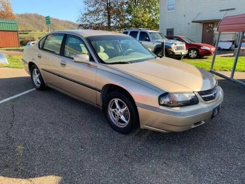 2004 Chevrolet Impala for sale at Edens Auto Ranch in Bellaire OH