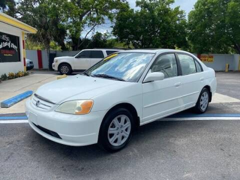 2003 Honda Civic for sale at Used Cars of SWFL in Fort Myers FL
