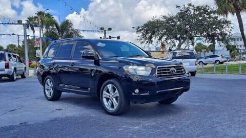2010 Toyota Highlander for sale at Select Autos Inc in Fort Pierce FL