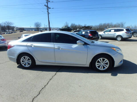 2012 Hyundai Sonata for sale at BLACKWELL MOTORS INC in Farmington MO