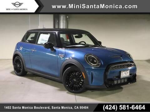 2022 MINI Hardtop 2 Door for sale at MINI OF SANTA MONICA in Santa Monica CA