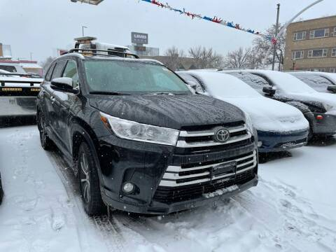 2018 Toyota Highlander for sale at Capitol Hill Auto Sales LLC in Denver CO