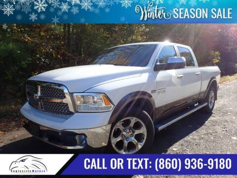 2017 RAM Ram Pickup 1500 for sale at EAGLEVILLE MOTORS LLC in Storrs CT