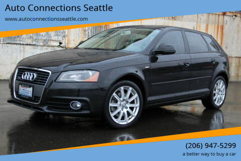 2010 Audi A3 for sale at Auto Connections Seattle in Seattle WA