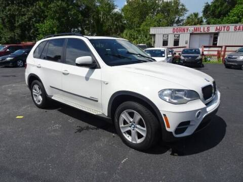 2012 BMW X5 for sale at DONNY MILLS AUTO SALES in Largo FL