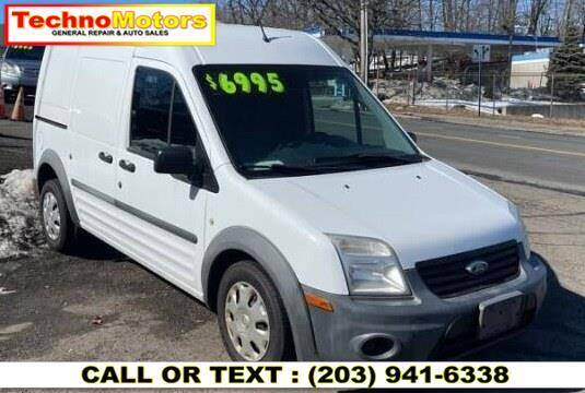 2012 Ford Transit Connect for sale at Techno Motors in Danbury CT