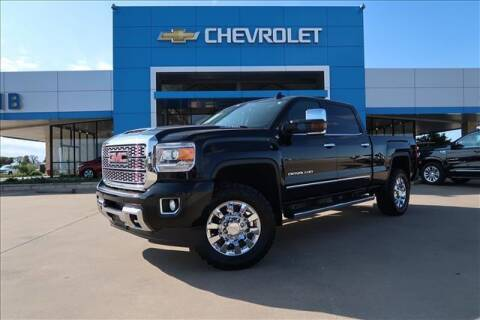 2019 GMC Sierra 2500HD for sale at Lipscomb Auto Center in Bowie TX