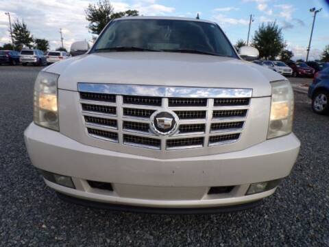 2007 Cadillac Escalade ESV for sale at Adams Auto Group Inc. in Charlotte NC