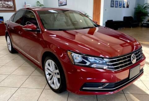 2017 Volkswagen Passat for sale at Adams Auto Group Inc. in Charlotte NC
