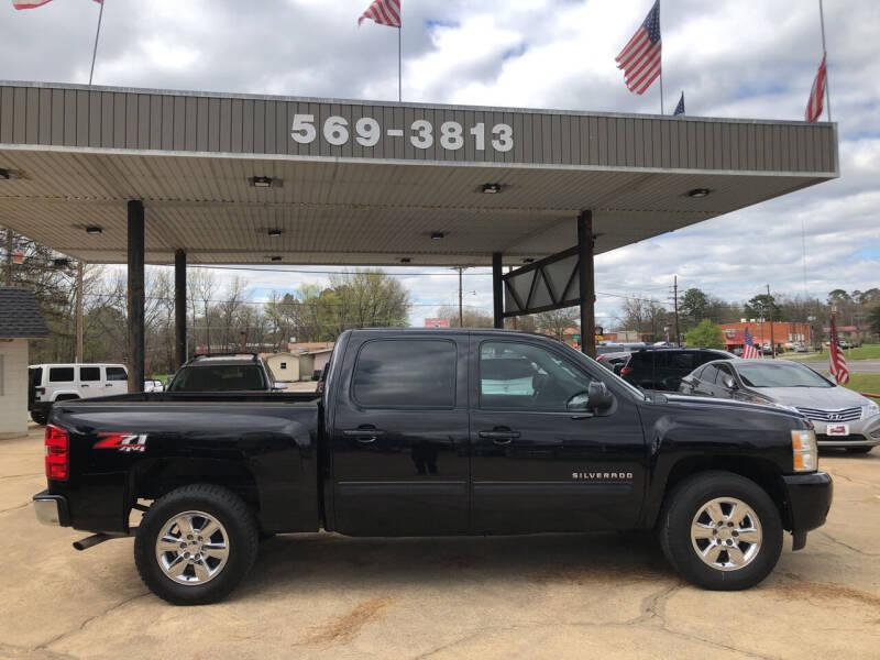 2013 Chevrolet Silverado 1500 for sale at BOB SMITH AUTO SALES in Mineola TX
