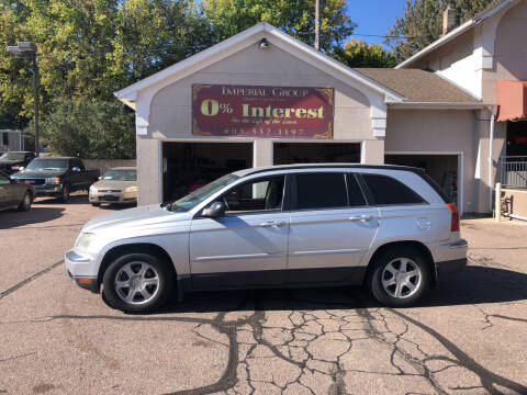 2005 Chrysler Pacifica for sale at Imperial Group in Sioux Falls SD