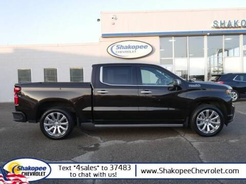 2019 Chevrolet Silverado 1500 for sale at SHAKOPEE CHEVROLET in Shakopee MN