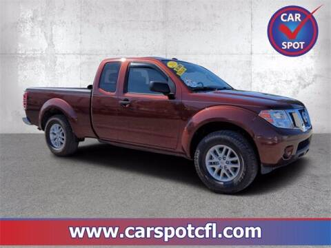 2016 Nissan Frontier for sale at Car Spot Of Central Florida in Melbourne FL