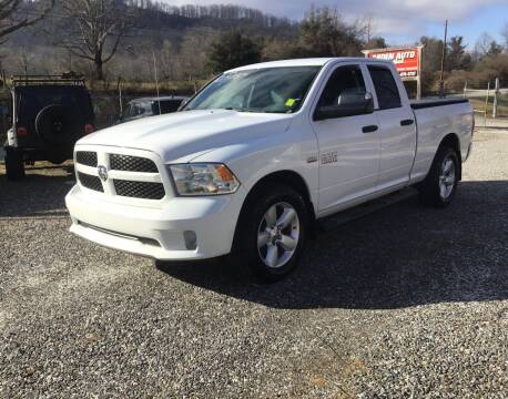 2014 RAM Ram Pickup 1500 for sale at Arden Auto Outlet in Arden NC