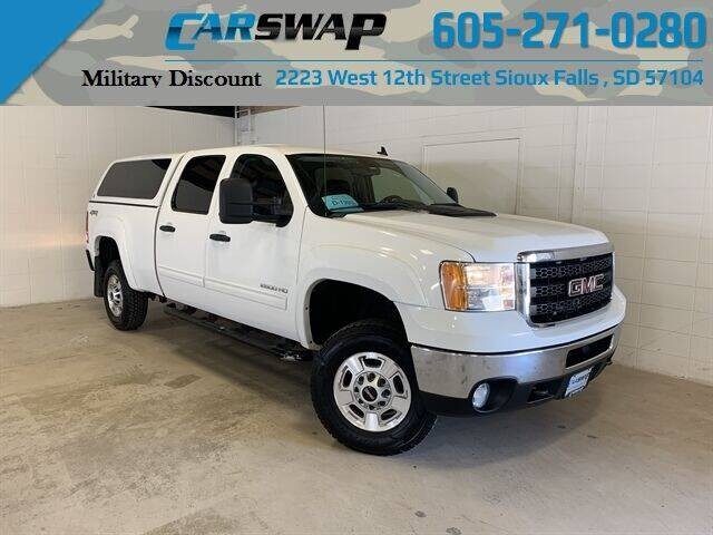 2011 GMC Sierra 2500HD for sale at CarSwap in Sioux Falls SD