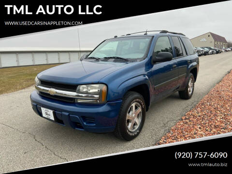 2005 Chevrolet TrailBlazer for sale at TML AUTO LLC in Appleton WI