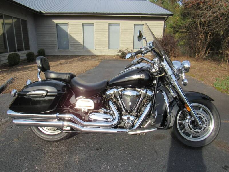 2007 Yamaha Road Star Silverado S for sale at Blue Ridge Riders in Granite Falls NC