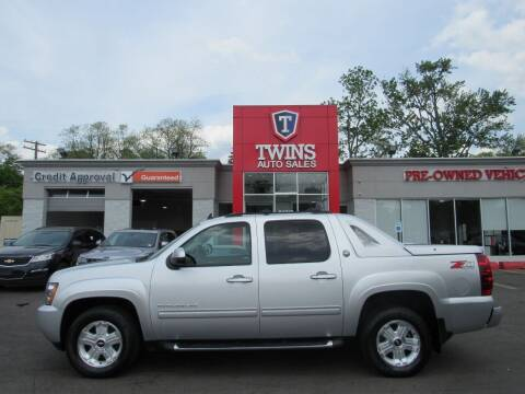 2013 Chevrolet Avalanche for sale at Twins Auto Sales Inc in Detroit MI