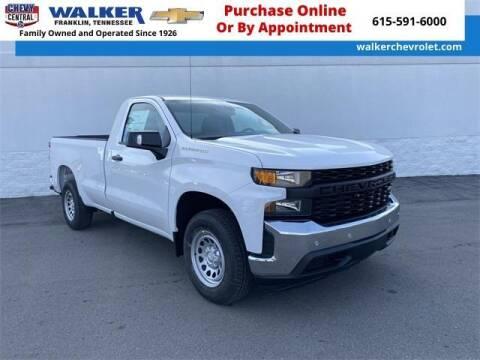 2021 Chevrolet Silverado 1500 for sale at WALKER CHEVROLET in Franklin TN