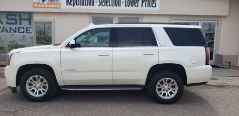 2015 GMC Yukon for sale at HomeTown Motors in Gillette WY