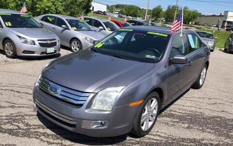2006 Ford Fusion for sale at McNamara Auto Sales - Dover Lot in Dover PA