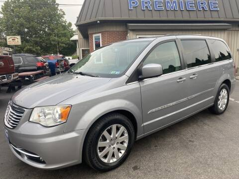 2013 Chrysler Town and Country for sale at Premiere Auto Sales in Washington PA