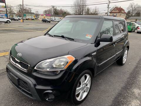 2013 Kia Soul for sale at MFT Auction in Lodi NJ