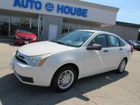 2010 Ford Focus for sale at Auto House Motors in Downers Grove IL