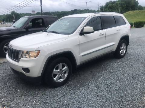2011 Jeep Grand Cherokee for sale at Clayton Auto Sales in Winston-Salem NC