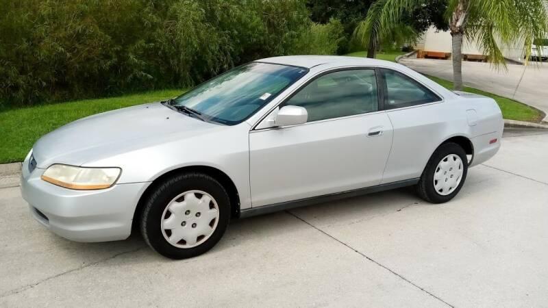 2000 Honda Accord for sale at Coastal Car Brokers LLC in Tampa FL