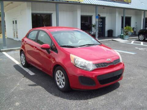 2012 Kia Rio 5-Door for sale at LONGSTREET AUTO in St Augustine FL