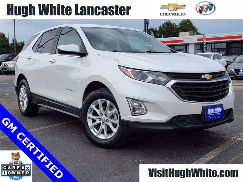 2019 Chevrolet Equinox for sale in Lancaster, OH