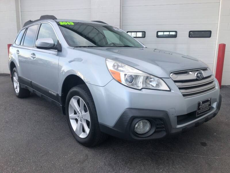 2013 Subaru Outback for sale at Zimmerman's Automotive in Mechanicsburg PA
