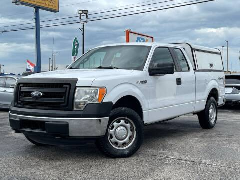 2014 Ford F-150 for sale at Ark Motors in Orlando FL