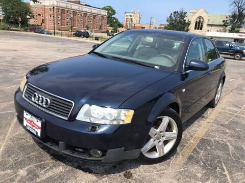 2004 Audi A4 for sale at Your Car Source in Kenosha WI