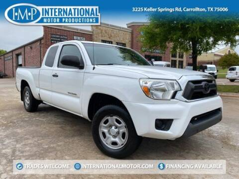 2014 Toyota Tacoma for sale at International Motor Productions in Carrollton TX