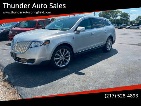 2010 Lincoln MKT for sale at Thunder Auto Sales in Springfield IL