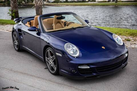 2008 Porsche 911 for sale at Premier Auto Group of South Florida in Wellington FL