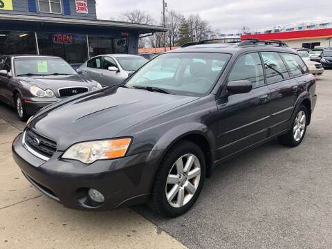 2007 Subaru Outback for sale at Wise Investments Auto Sales in Sellersburg IN